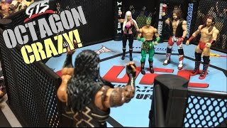 getlinkyoutube.com-WWE OCTAGON ROYAL RUMBLE GTS WRESTLING CHAMPIONSHIP MATCH ANIMATION PPV EVENT!
