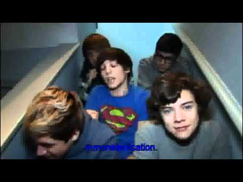 One Direction Funniest Bits