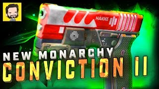 getlinkyoutube.com-Conviction II (April Update) Legendary Sidearm | Gameplay Review | Destiny (The Taken King)