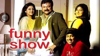 getlinkyoutube.com-ഫാമിലി ഫണ്ണി ഷോ | Malayalam Comedy Stage Show | Jayaram,Parvathi & Kalidasan In Stage