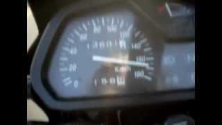 getlinkyoutube.com-Falcon Djalminha à 170  km/h reta de japira