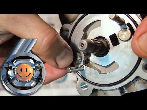 """Ремонт ГУР. Ремкомплект НАСОСА гидроусилителя руля Mazda. ремонтавто """"Гараж №6"""""""