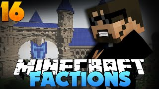 getlinkyoutube.com-Minecraft Factions 16 - CASTLE BATTLE OF THE FACTIONS