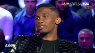 """getlinkyoutube.com-Eto'o parle de ses rapports avec Guardiola !! Bein Sport """" Le club du dimanche """" 23/03/14. HD"""