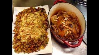 getlinkyoutube.com-مطبخ الاكلات العراقيه - دجاج محشي --- رمضان 3