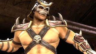 getlinkyoutube.com-Mortal Kombat Komplete Edition - Shao Kahn Arcade Ladder 60FPS Gameplay Playthrough