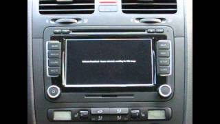 getlinkyoutube.com-RNS-510 VIM free mod (activate video in motion hack to play DVD while driving)