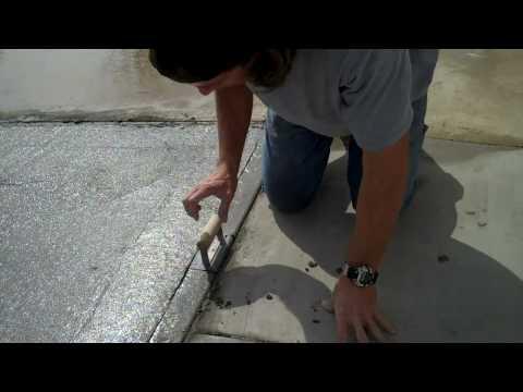 Pouring & Finishing Concrete Slab