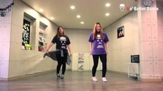 getlinkyoutube.com-[모베러댄스] EXID(이엑스아이디) - Ah yeah(아예) 안무 거울모드 (exid - ah yeah dance cover mirror)(HD)