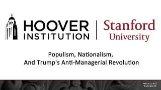 Populism, Nationalism, And Trump's Anti-Managerial Revolution