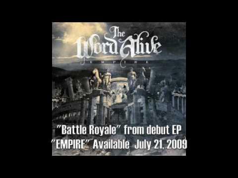 Battle Royale de The Word Alive Letra y Video