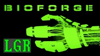 LGR - BioForge - DOS PC Game Review