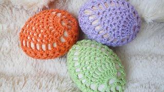 getlinkyoutube.com-Пасхальные яйца Easter eggs Pattern PINEAPPLE