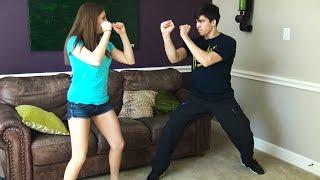 Teaching Girls How to Fight