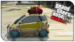 "getlinkyoutube.com-GTA 5 Hipster DLC - NEW ""Benefactor Panto"" Smart Car Customization [GTA V Hipster DLC]"