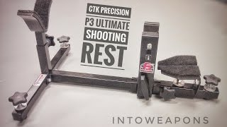 getlinkyoutube.com-CTK Precision P3 Ultimate Shooting Rest and Gun Vise