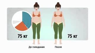 Доходчиво о правильном питании и тренировках для сжигания жира и набора мышечной массы