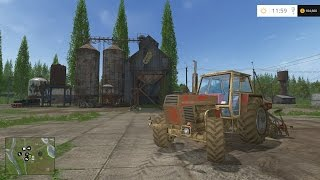 getlinkyoutube.com-Farm Sim Saturday...Starting into the Gold edition with the new map