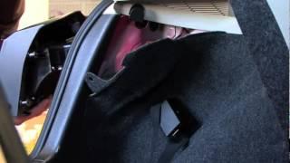 getlinkyoutube.com-Hoe bouw ik in de VW GOLF 6 LED achterlichten in?