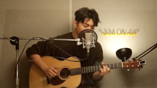 [Sam On Air] Sam Kim - Closer (The Chainsmokers) Cover