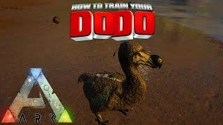 getlinkyoutube.com-How to Train Your Dodo (ARK: Survival Evolved)
