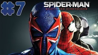 Spider-Man: Shattered Dimensions - Walkthrough - Part 7 - Vulture (PC) [HD]