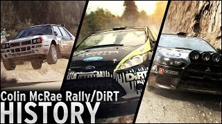 getlinkyoutube.com-History of - Colin McRae Rally/DiRT (1998 - 2015)