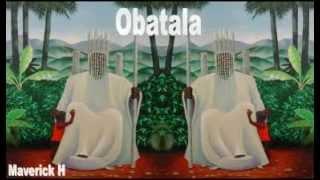 getlinkyoutube.com-Obatala Historia, Rezo y Canto