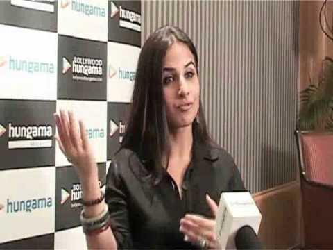 Vidya Balan Speaks About 'Paa' And 'Ishqiya'