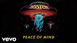 Boston - Peace of Mind (Audio)