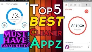 getlinkyoutube.com-Best Android Cleaner Apps 2016 Top 5 Must Have Favourites!!