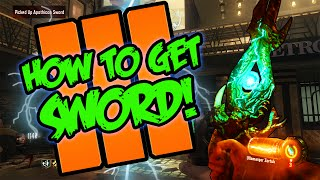 "Black Ops 3 ""Shadows of Evil"" - HOW TO BUILD THE LIGHTNING SWORD TUTORIAL! (Black Ops 3 Zombies)"