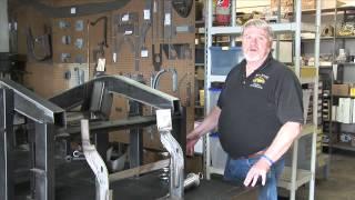 getlinkyoutube.com-SRPM Street Rods - Pro Street Frame -- How It's Built