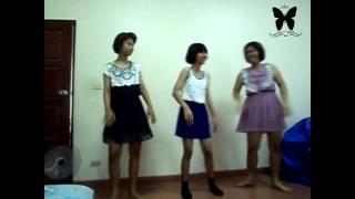 getlinkyoutube.com-(U'KCO Friend) Dance Cover : OKนะคะ (ไม่เต็มเพลง)