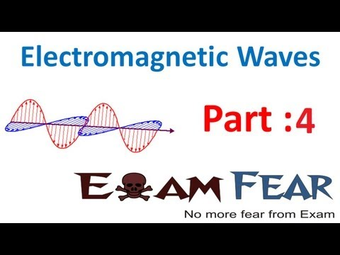 Physics Electromagnetic Waves part 4 (Maxwell Equation, Displacement current) CBSE class 12