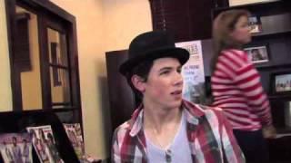 getlinkyoutube.com-Cute and Funny Nick Jonas Moments!!