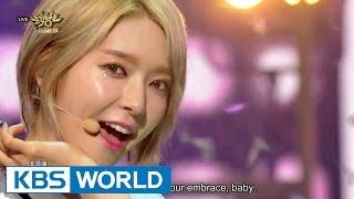AOA - Chocolate / Heart Attack (심쿵해) [Music Bank COMEBACK / 2015.06.26]