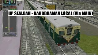 getlinkyoutube.com-IRTS - UP SEALDAH-BARDDHAMAN LOCAL (JOURNEY SDAH - BWN) - HD 720p