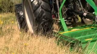 Major Equipment Grass Slasher topper