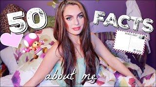 getlinkyoutube.com-{roughly} 50 Random Facts about Me | Jackie Wyers