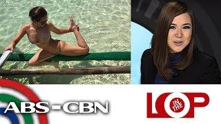 getlinkyoutube.com-In the Loop: Ellen Adarna faints during photoshoot