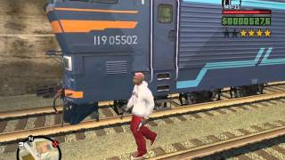 getlinkyoutube.com-GTA San Andreas - Свободная игра