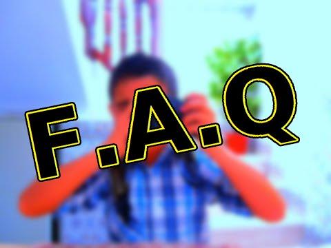 Raouf Dz - F.A.Q - 2