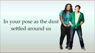 getlinkyoutube.com-Glee - Pompeii Lyrics 2014