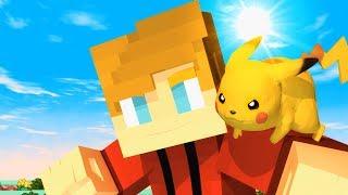 getlinkyoutube.com-♪ Minecraft Pokemon Song (Pixelmon) - Minecraft Song of The First Pokemon Movie (Parody)