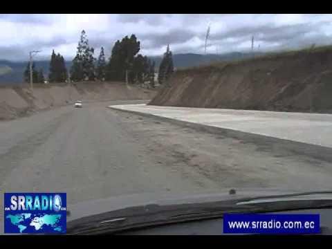 Municipio de Loja cobrará impuesto por mejora de obras en vía lateral de paso