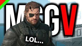 getlinkyoutube.com-มือใหม่หัดเกรียน - Metal Gear Solid V : The Phantom Pain (ตลก,ฮา)