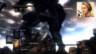 PewDiePie Dark Souls [Best of] + All Bosses - Part 2