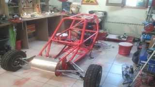 getlinkyoutube.com-Car Cross CBR 600 construido en 2 años by curu