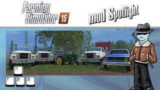 getlinkyoutube.com-Farming Simulator 15 Mod Spotlight - GMC Dodge and Deere